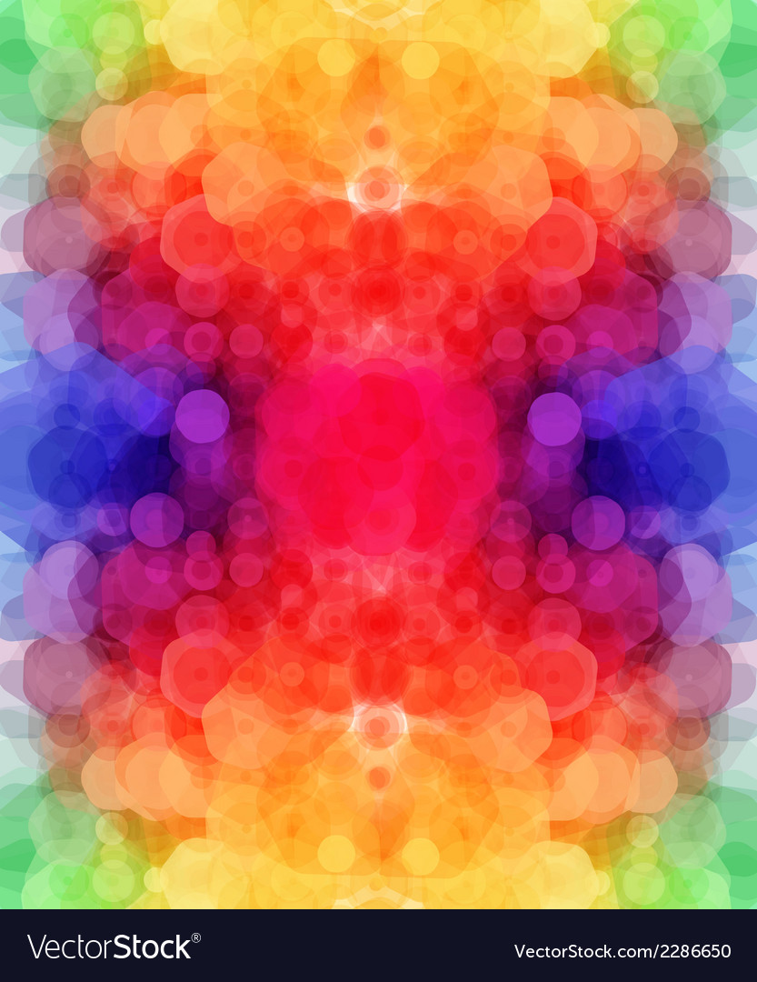 Bright hexagonal pattern for your design vector | Price: 1 Credit (USD $1)