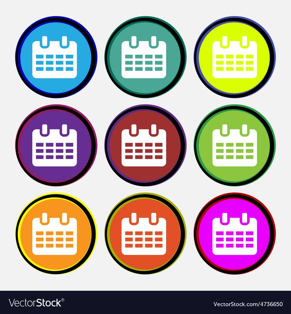 Calendar date or event reminder vector   Price: 1 Credit (USD $1)