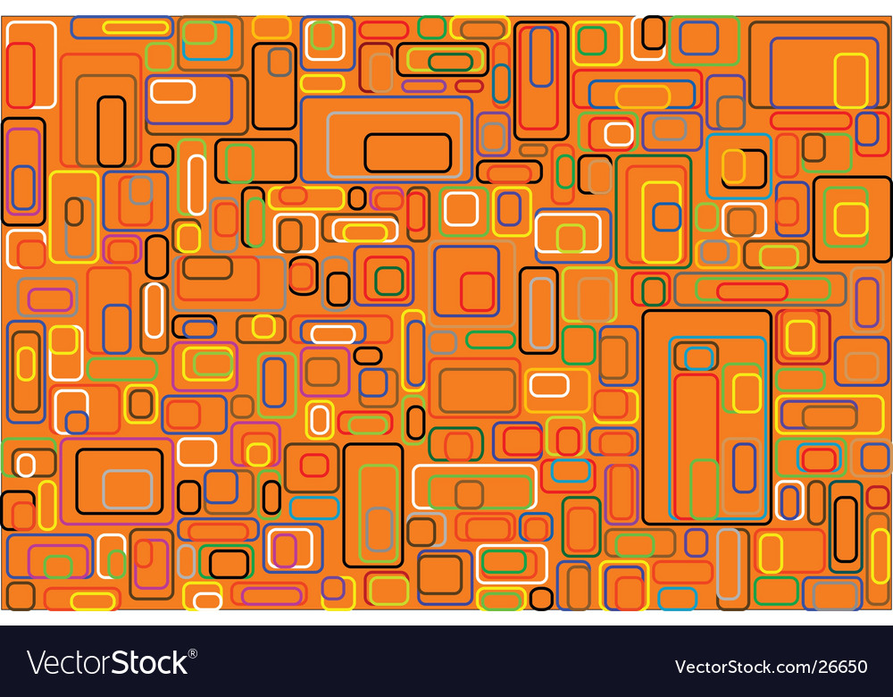 Color rectangle background vector | Price: 1 Credit (USD $1)