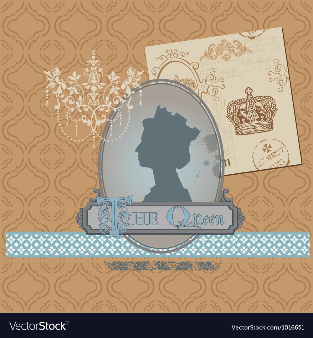 Design elements - vintage royalty set vector | Price: 1 Credit (USD $1)