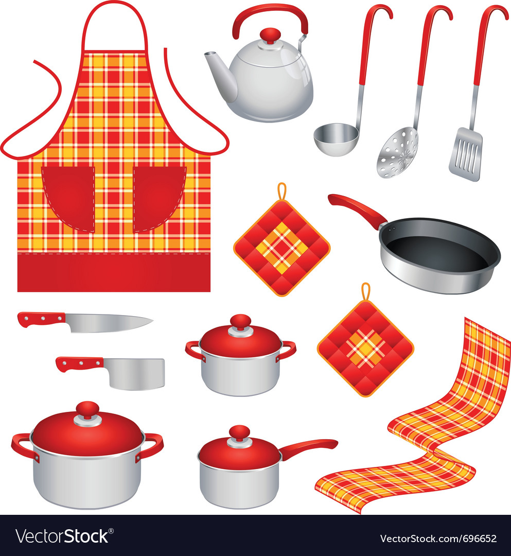 Kitchen utensils vector | Price: 1 Credit (USD $1)