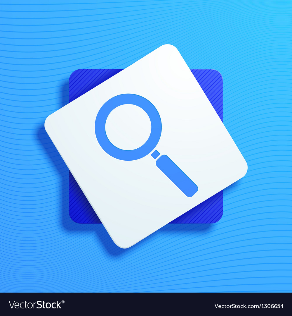 Magnifier vector | Price: 1 Credit (USD $1)