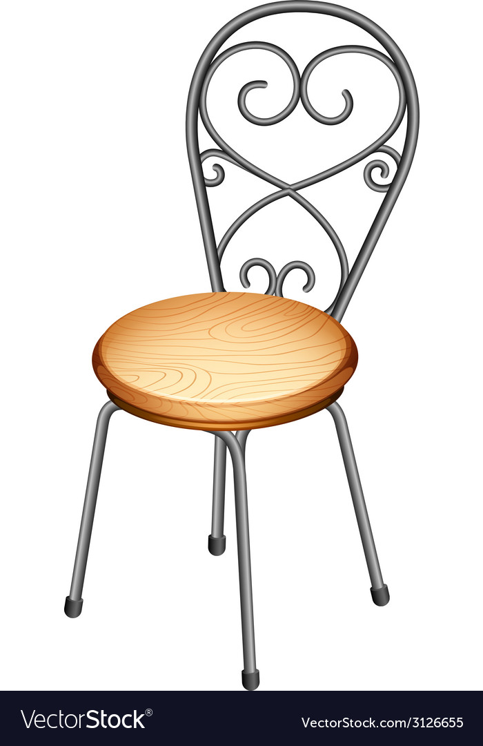 A chair vector | Price: 1 Credit (USD $1)