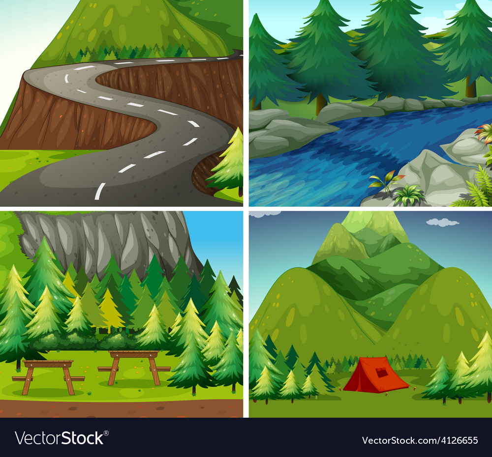 Camping vector   Price: 3 Credit (USD $3)