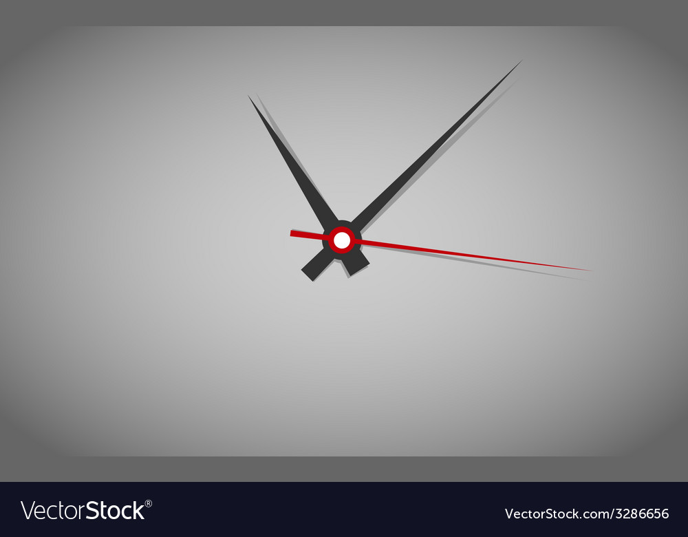 Clock face  set up your time vector | Price: 1 Credit (USD $1)