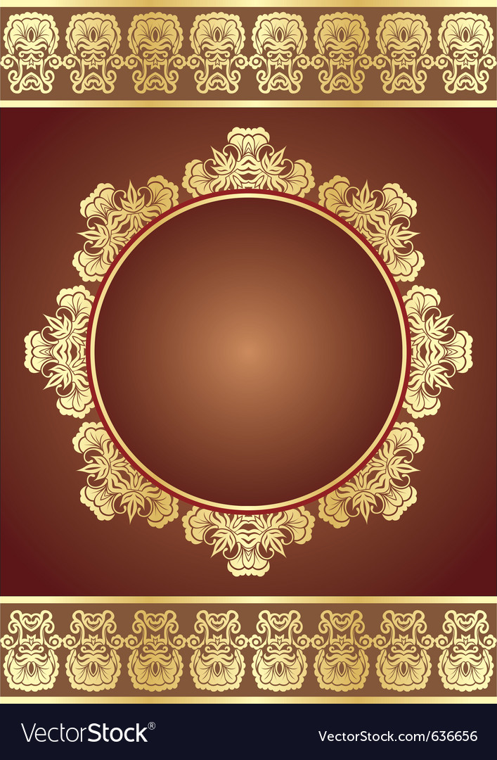 Golden elegance vector | Price: 1 Credit (USD $1)