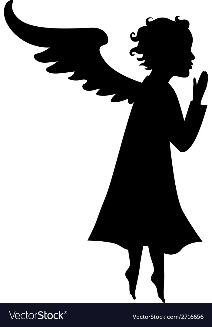 Litle angel vector | Price: 1 Credit (USD $1)