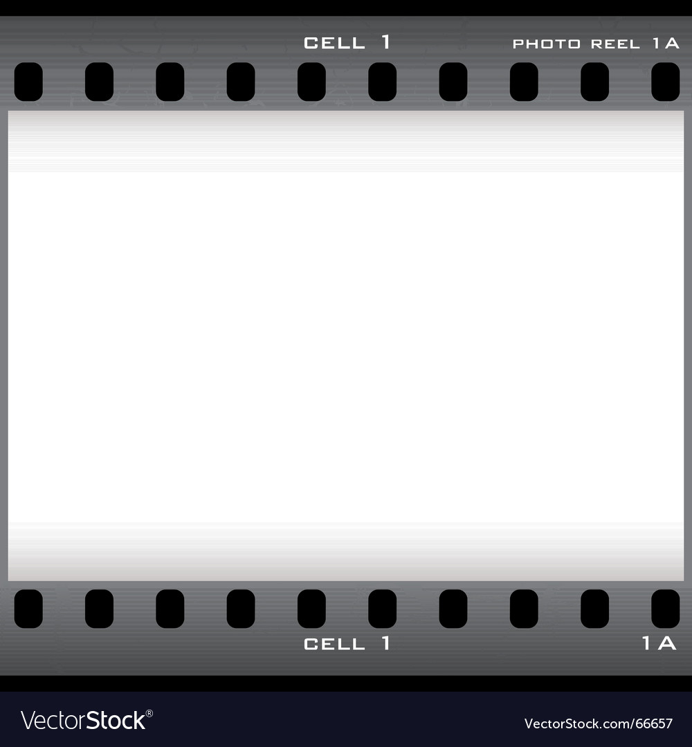 Film cell vector | Price: 1 Credit (USD $1)