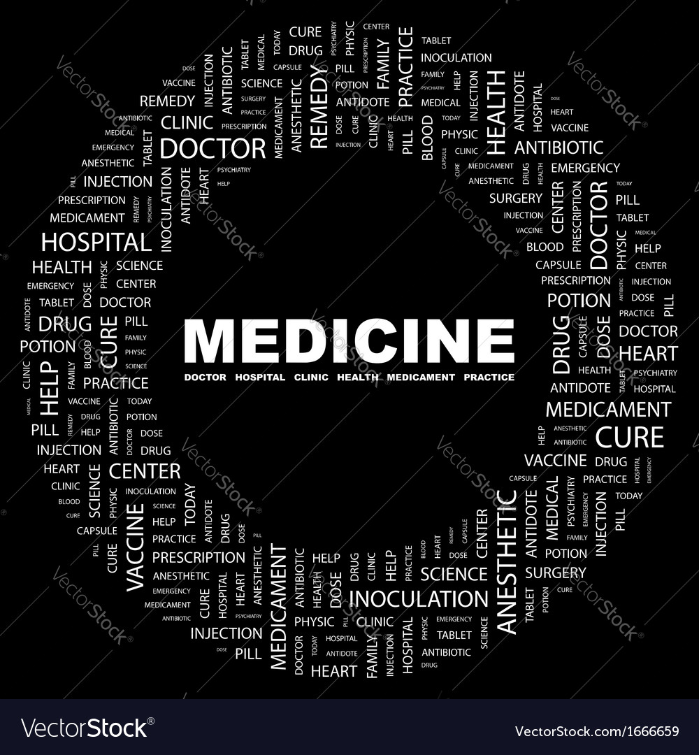 Medicine vector | Price: 1 Credit (USD $1)