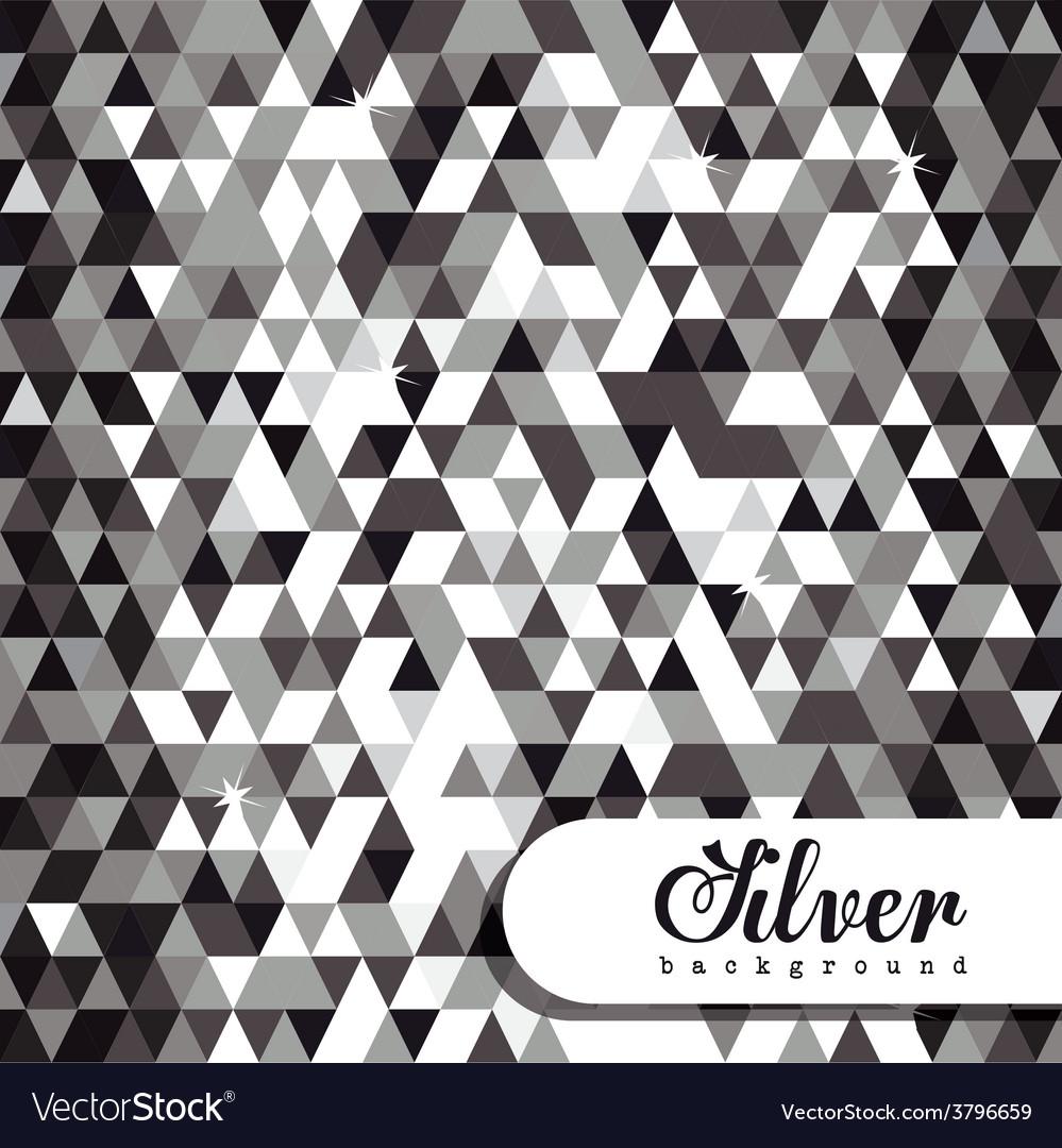 Silver design vector | Price: 1 Credit (USD $1)