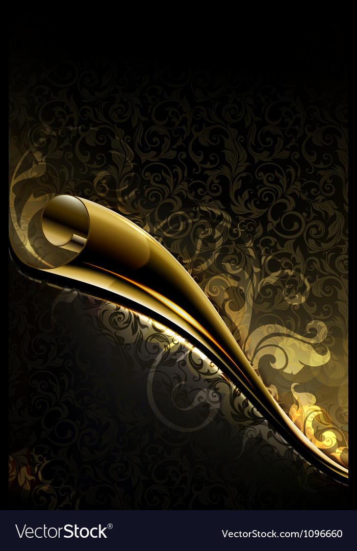 Luxury wallpaper backdrop vector | Price: 1 Credit (USD $1)