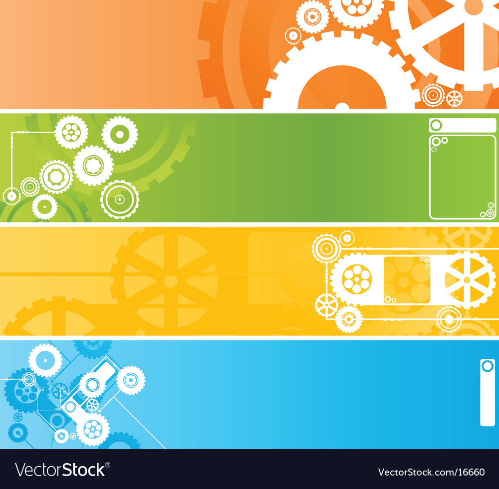Wheel banner vector | Price: 1 Credit (USD $1)