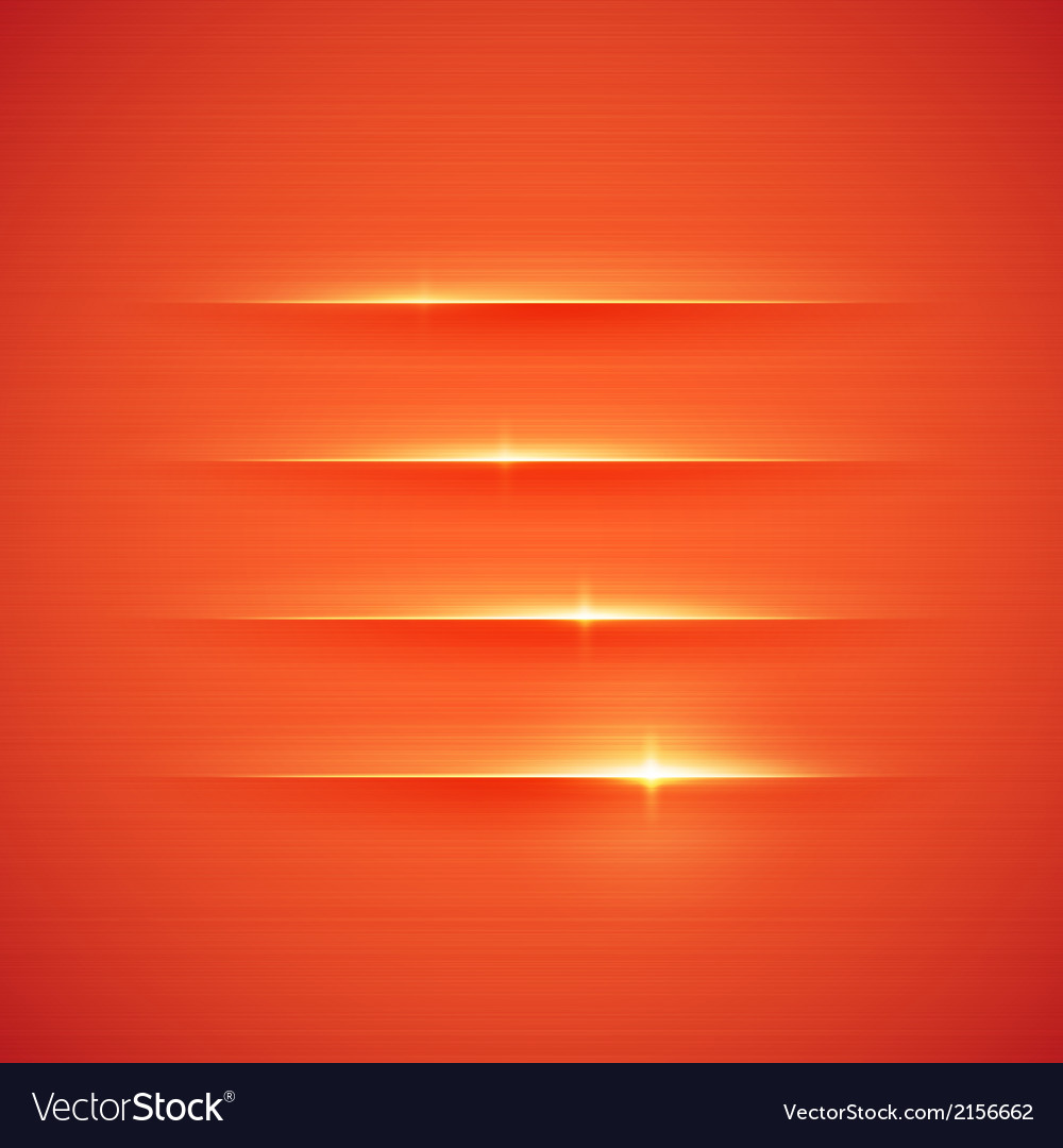 Glowing stripes background vector | Price: 1 Credit (USD $1)