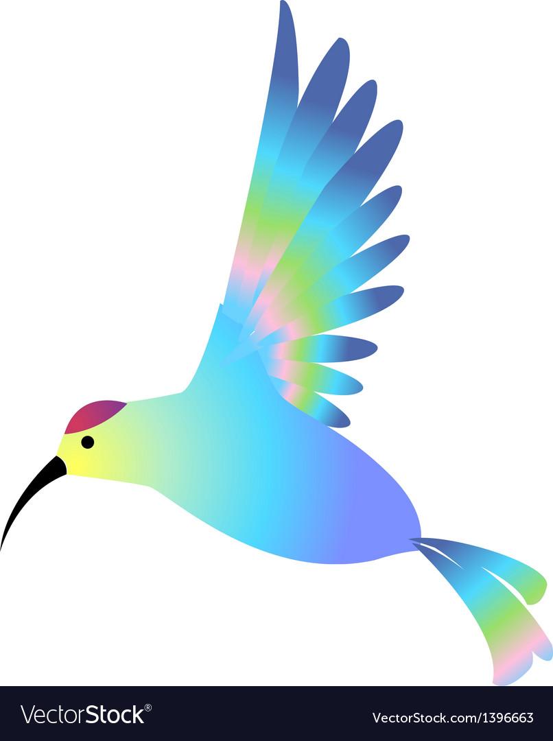 Icon bird vector | Price: 1 Credit (USD $1)