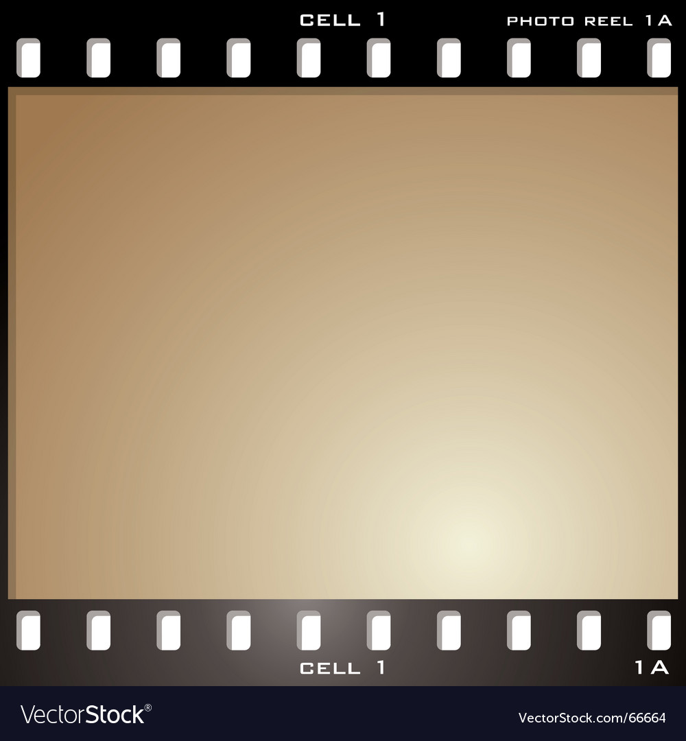 Photo cell brown vector | Price: 1 Credit (USD $1)