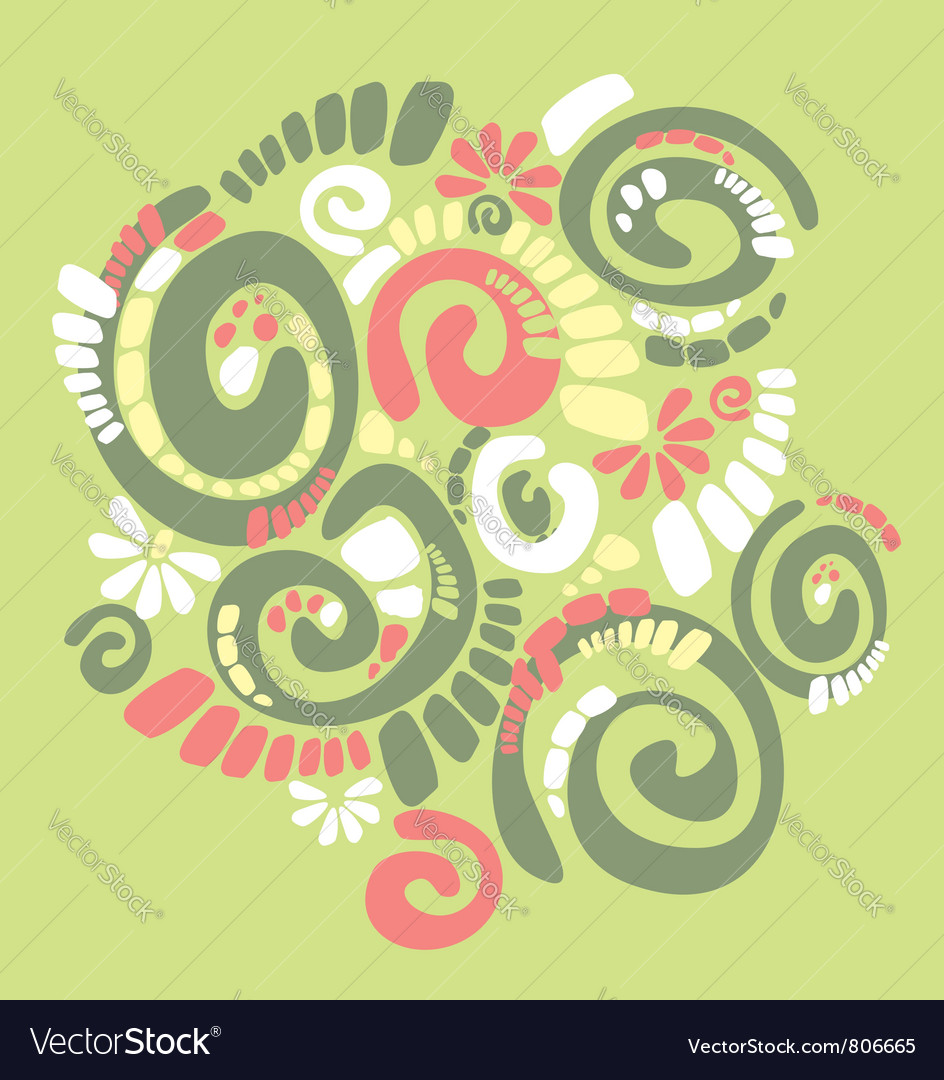 Spiral vector | Price: 1 Credit (USD $1)