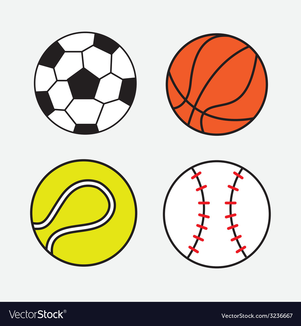 Balls design vector | Price: 1 Credit (USD $1)