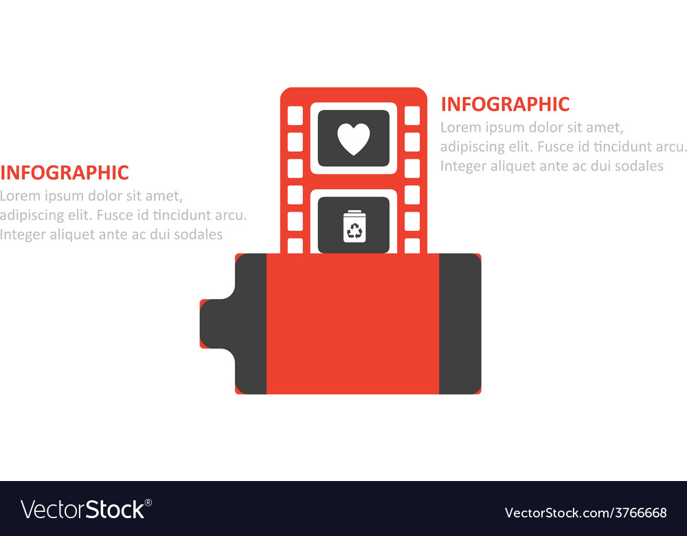 Infograpic 277 vector | Price: 1 Credit (USD $1)