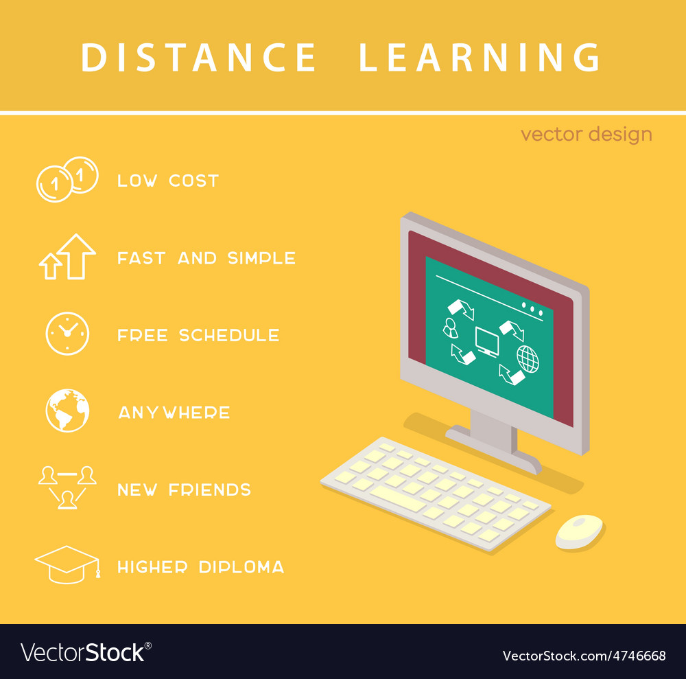 Isometric education infographic vector | Price: 1 Credit (USD $1)