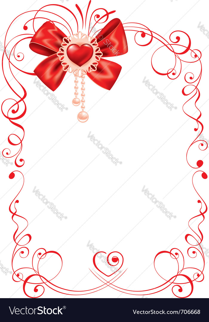 Valentines day beautiful background vector | Price: 1 Credit (USD $1)
