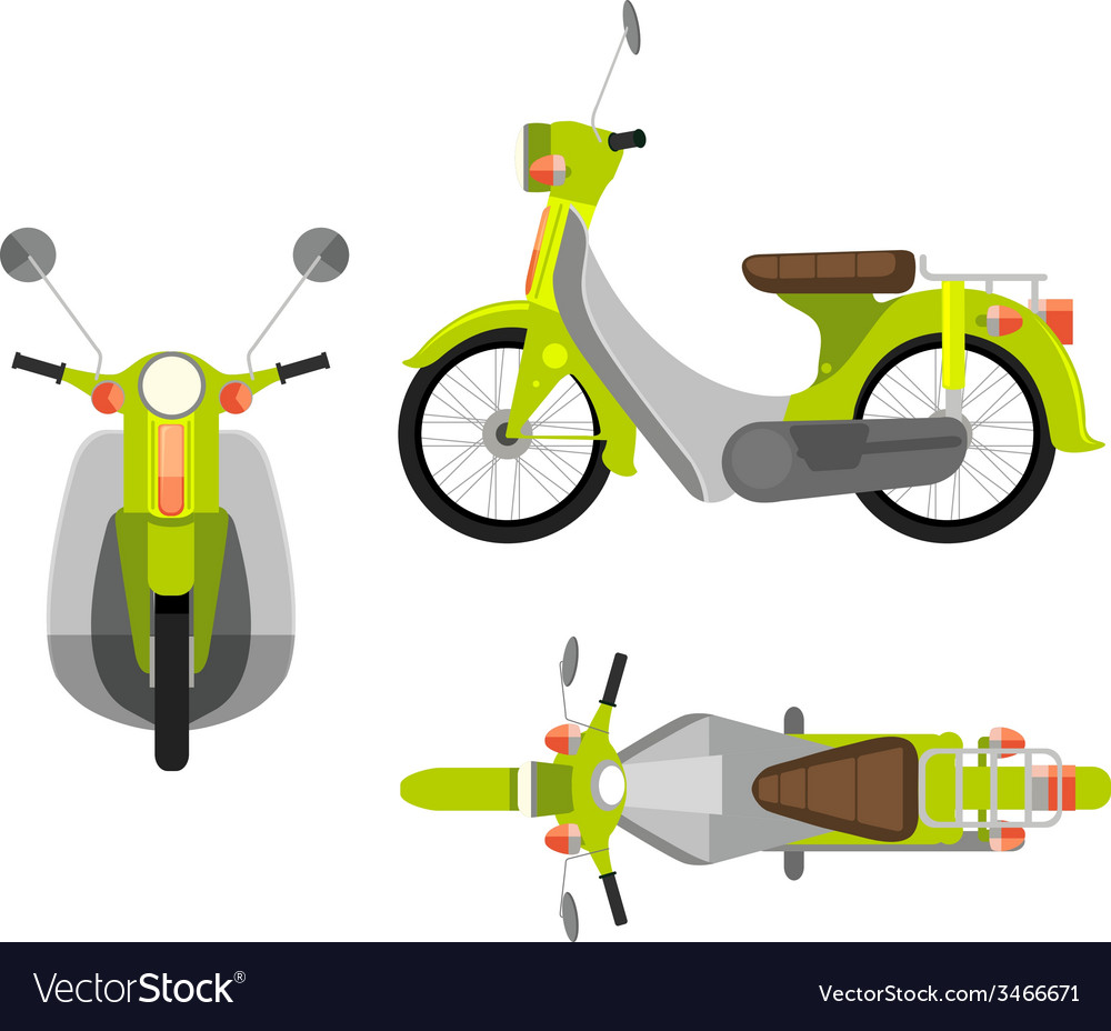 Motorcycle vector   Price: 1 Credit (USD $1)