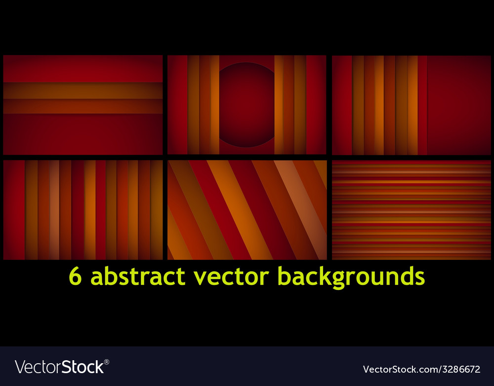 Abstract rectangle shapes background vector | Price: 1 Credit (USD $1)