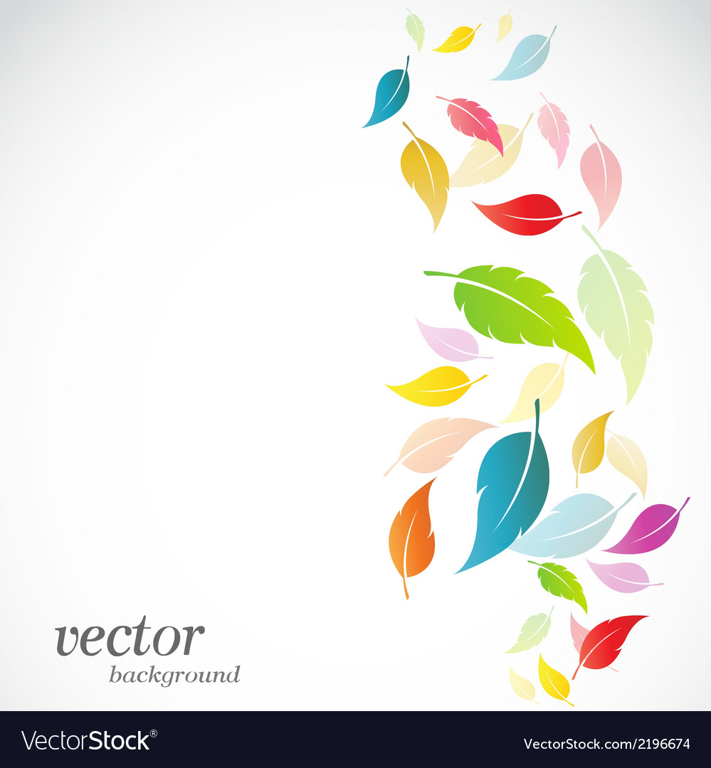 Leaves design vector | Price: 1 Credit (USD $1)
