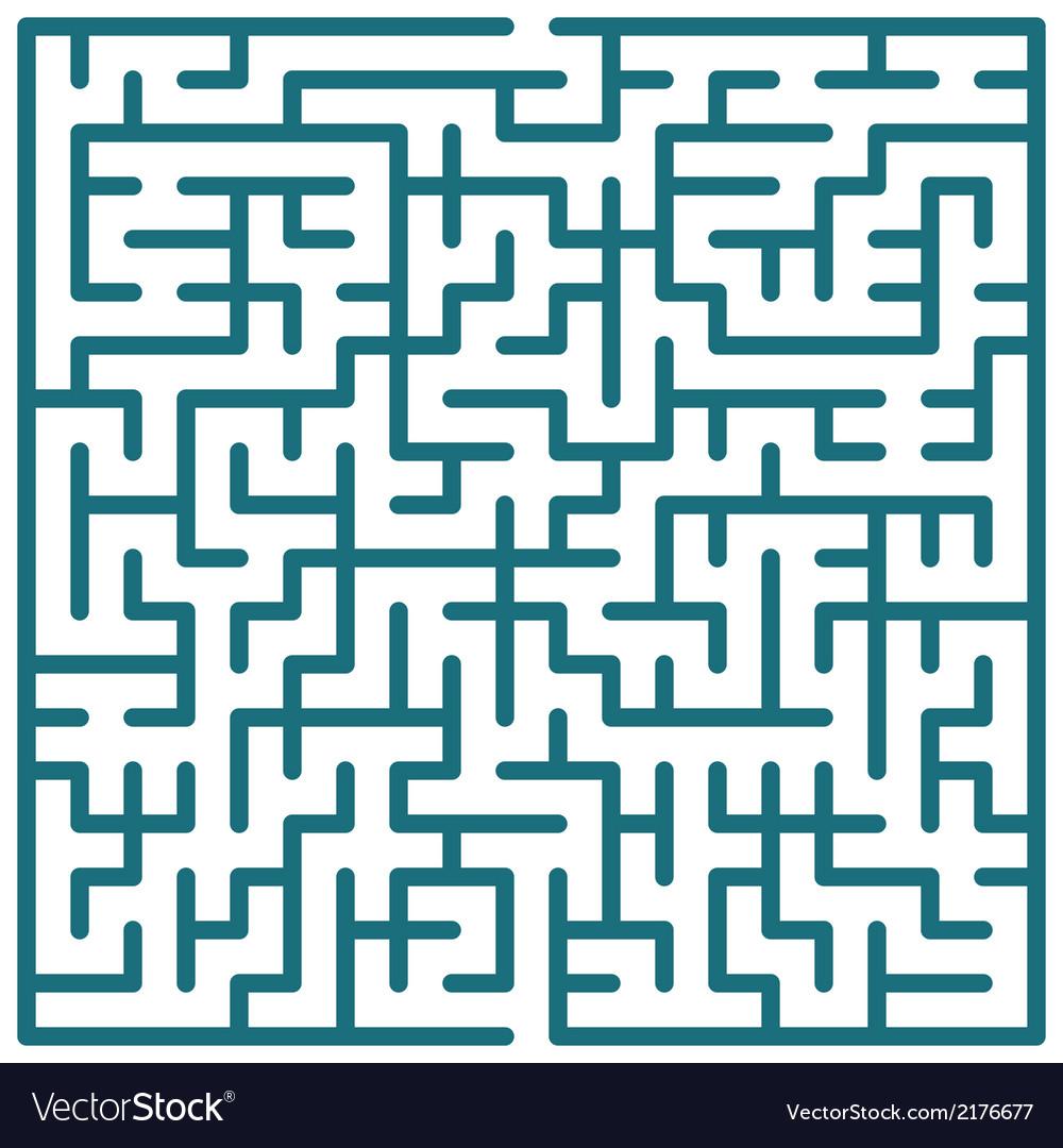 Maze vector   Price: 1 Credit (USD $1)