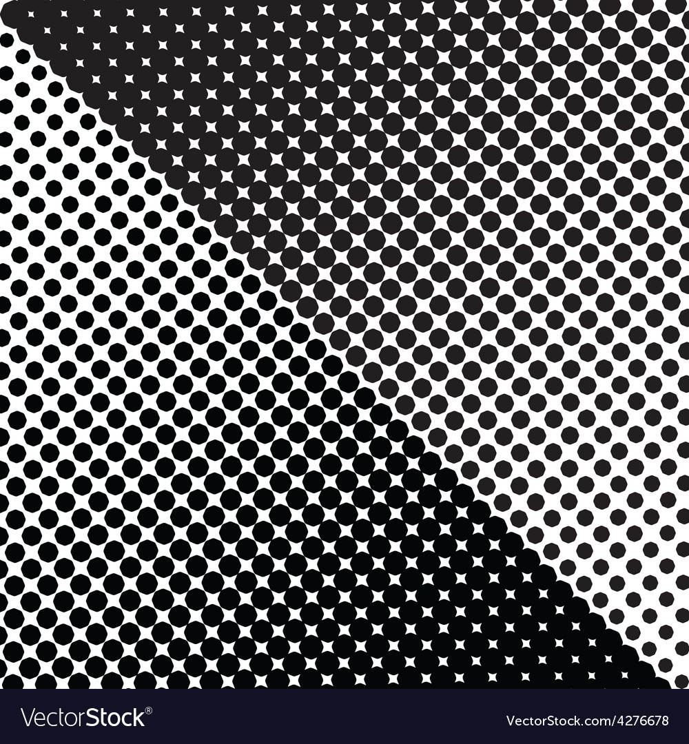 Black halftone texture vector | Price: 1 Credit (USD $1)