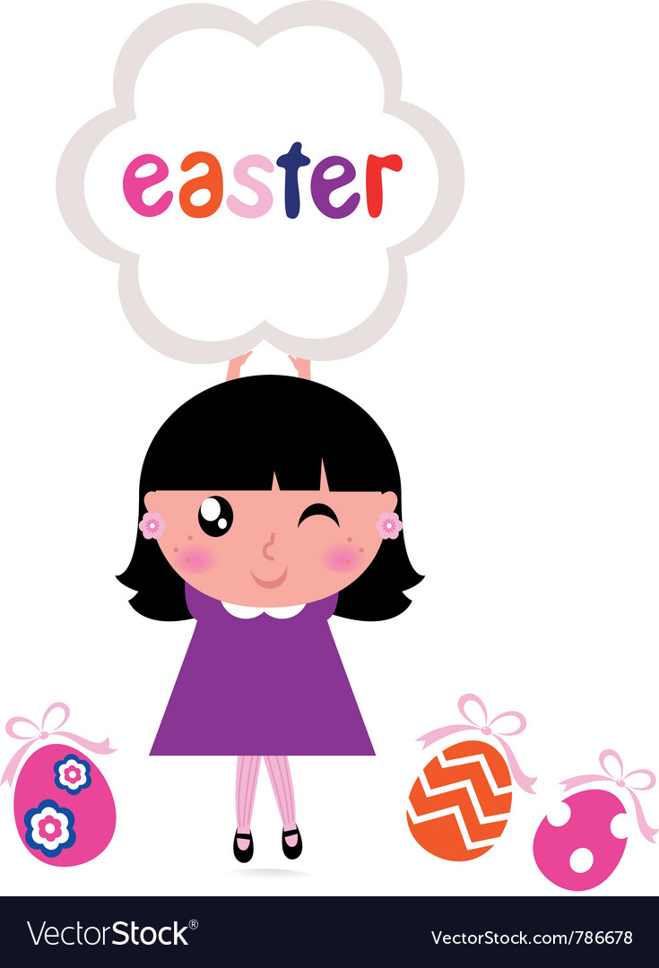 Easter banner vector   Price: 1 Credit (USD $1)