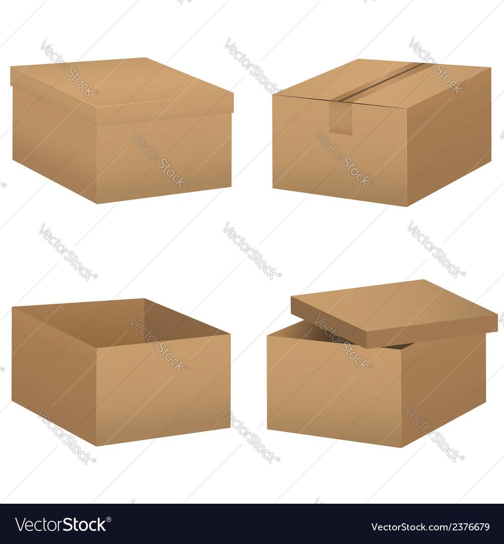 Box set vector | Price: 1 Credit (USD $1)
