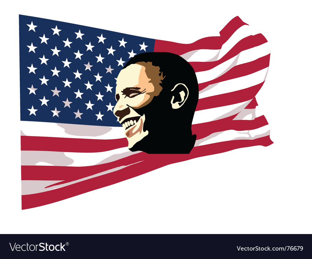 President vector | Price: 1 Credit (USD $1)