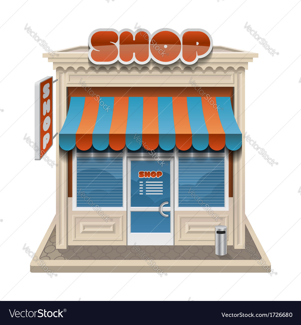 Shop vector | Price: 3 Credit (USD $3)