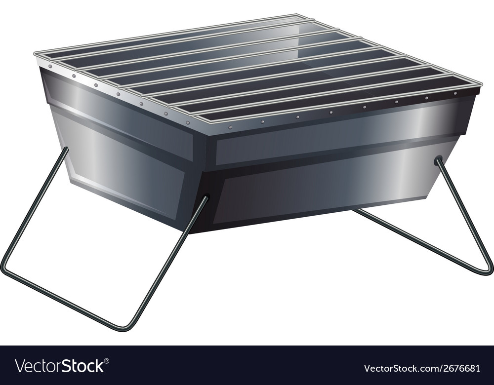 A barbecue grill vector | Price: 1 Credit (USD $1)