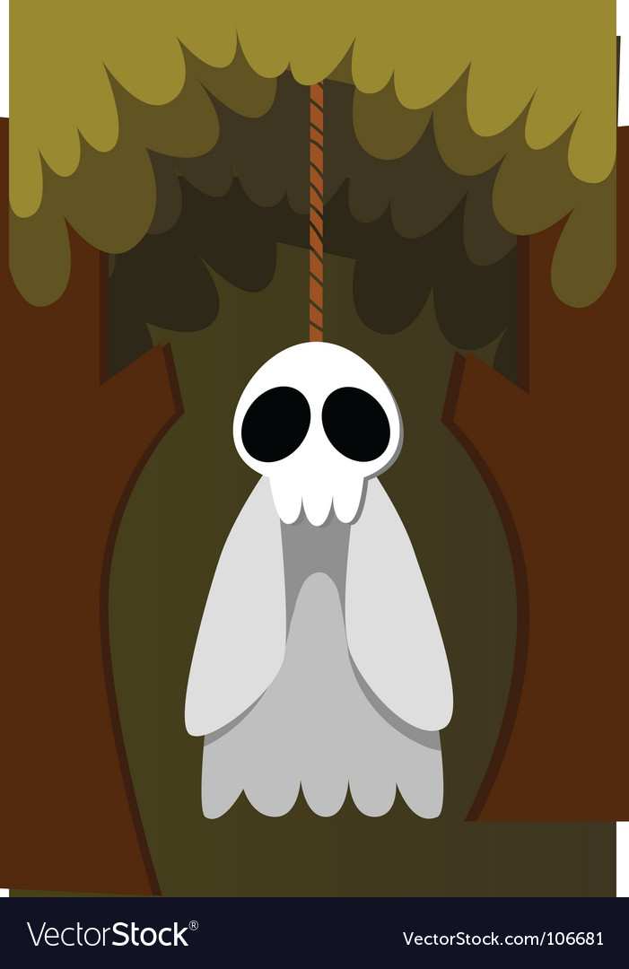 Ghost hang vector | Price: 1 Credit (USD $1)