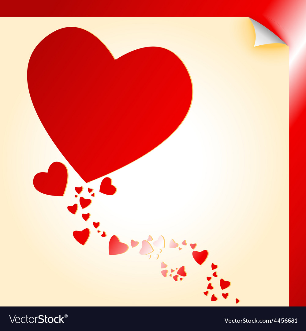 Heart shape decal vector | Price: 1 Credit (USD $1)