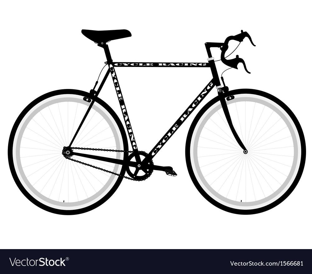 Sports bike vector | Price: 1 Credit (USD $1)