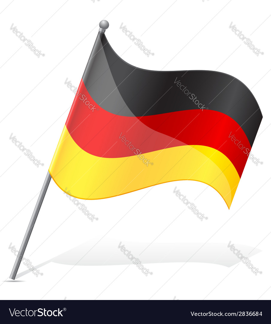 Flag of germany vector   Price: 1 Credit (USD $1)