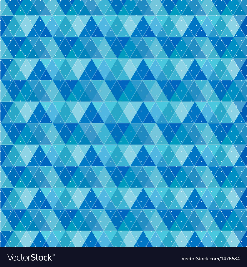 Geometric background in vintage colors vector | Price: 1 Credit (USD $1)