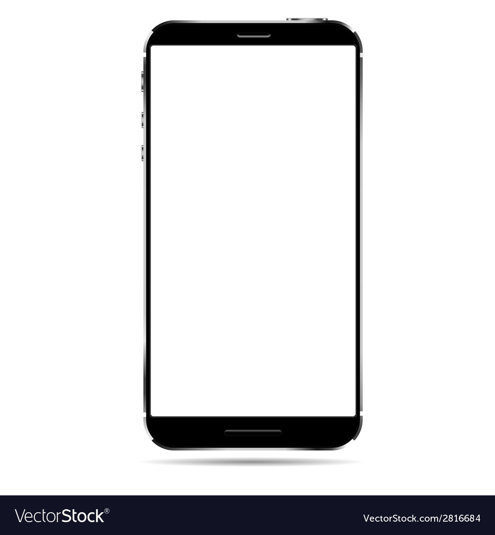 Smart phone new design concept vector | Price: 1 Credit (USD $1)