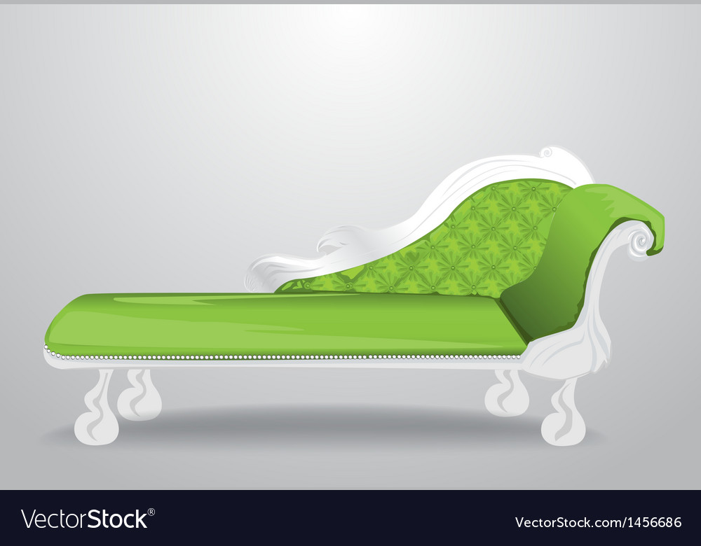Lounger vector | Price: 1 Credit (USD $1)