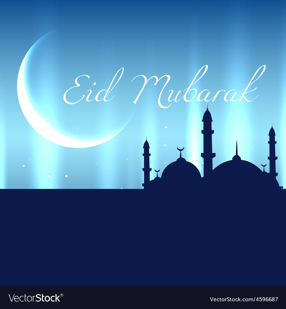 Eid mubarak design vector   Price: 1 Credit (USD $1)