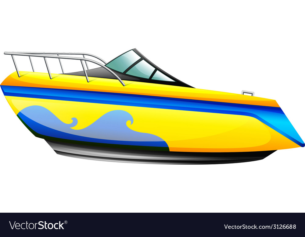 A sea vessel vector | Price: 1 Credit (USD $1)