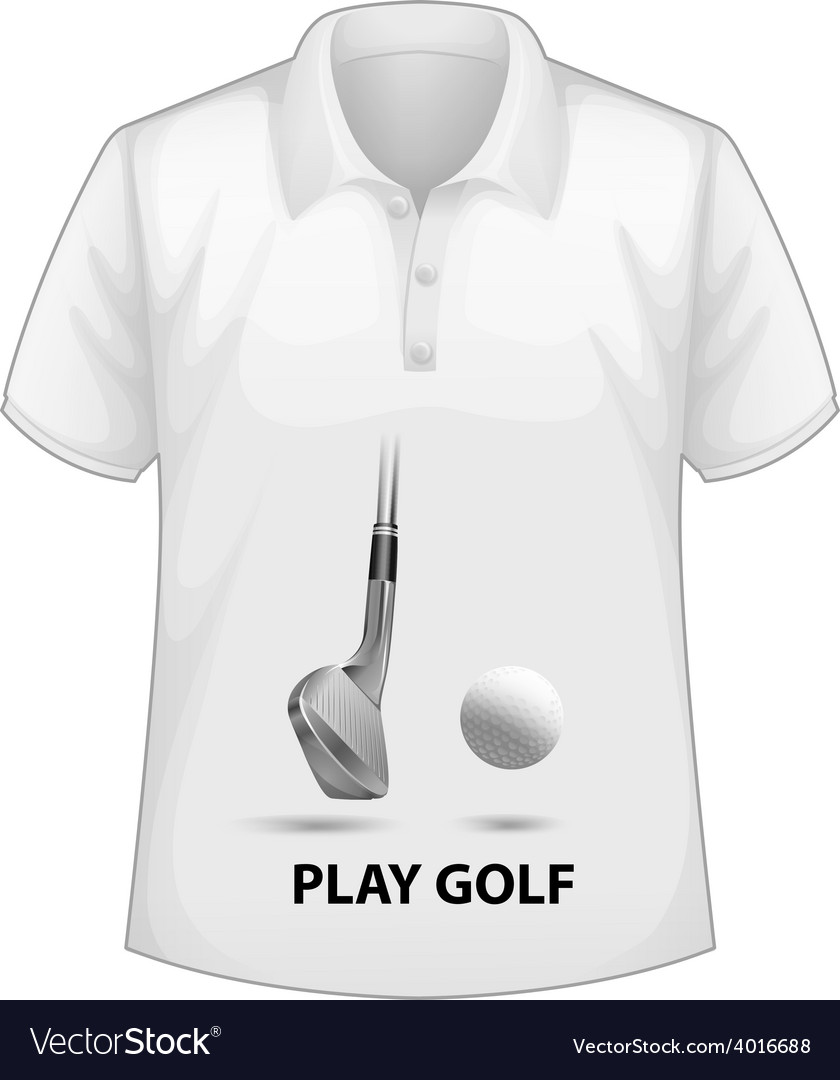 Shirt with screen vector | Price: 1 Credit (USD $1)
