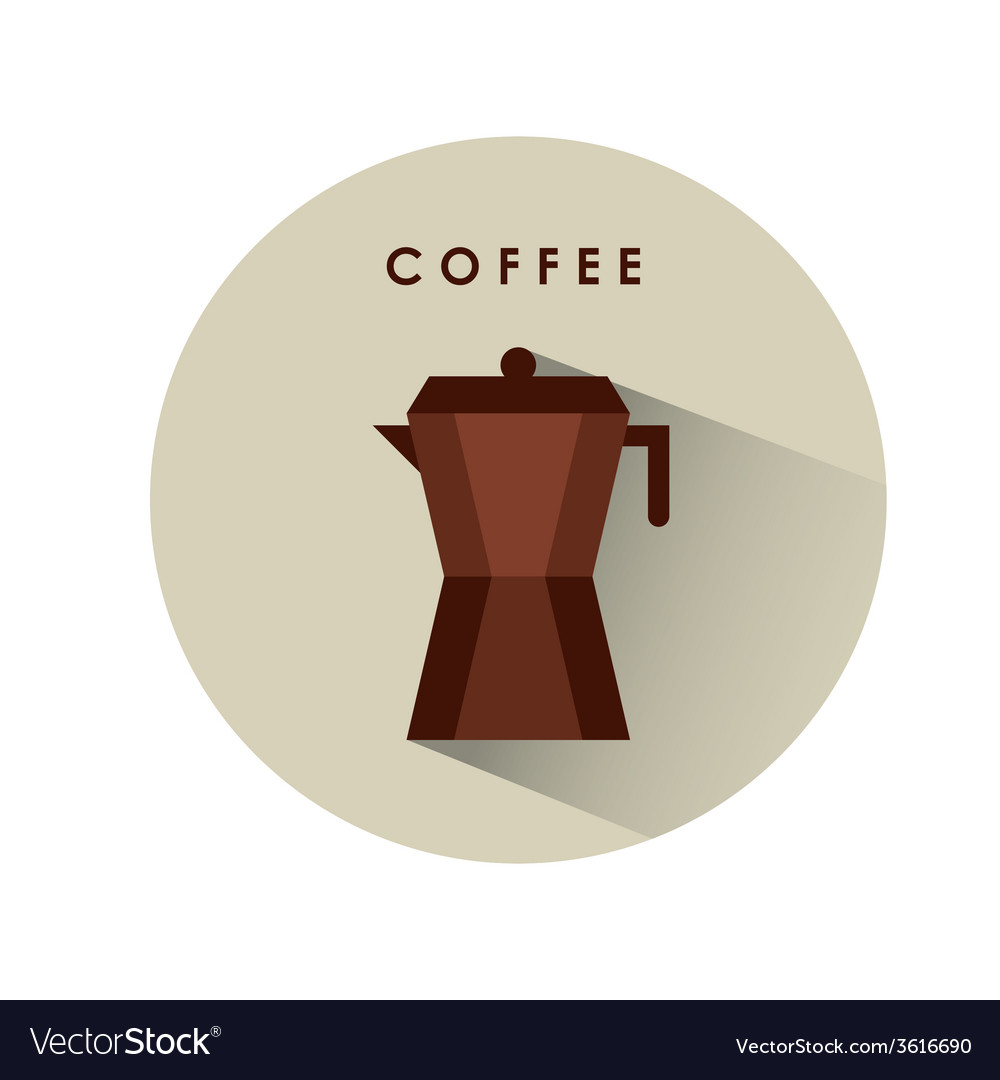 Coffee icon vector | Price: 1 Credit (USD $1)