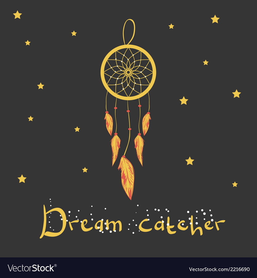 Dreamcather vector | Price: 1 Credit (USD $1)