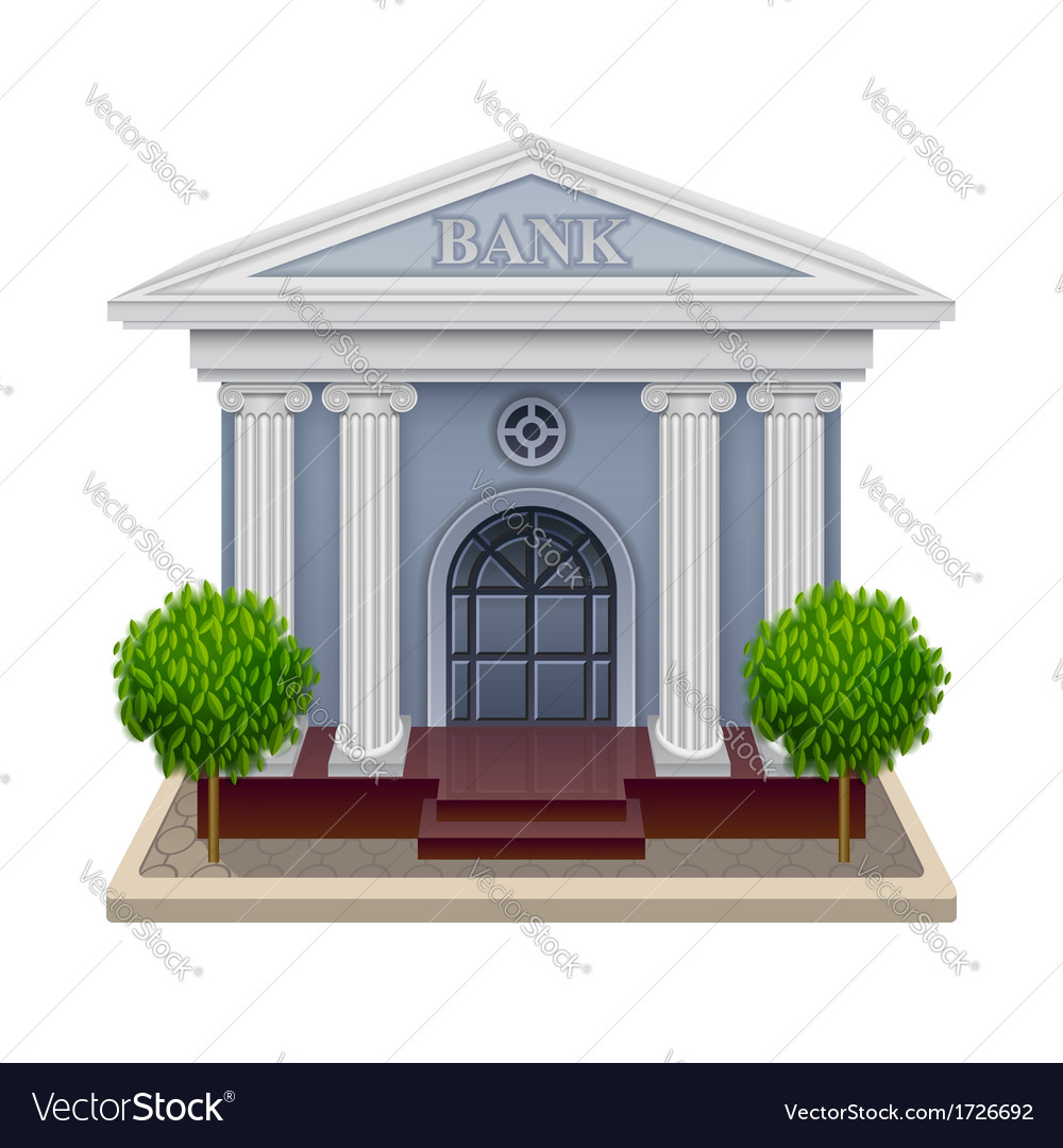 Bank vector | Price: 3 Credit (USD $3)