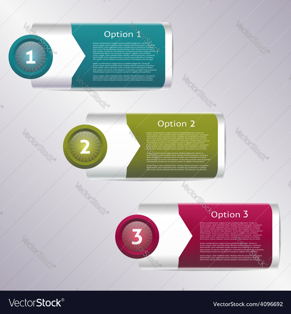 Progress background product choice or version eps vector | Price: 1 Credit (USD $1)