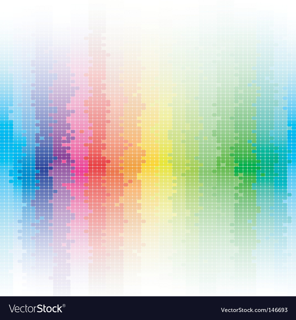 Abstract background rainbow vector   Price: 1 Credit (USD $1)