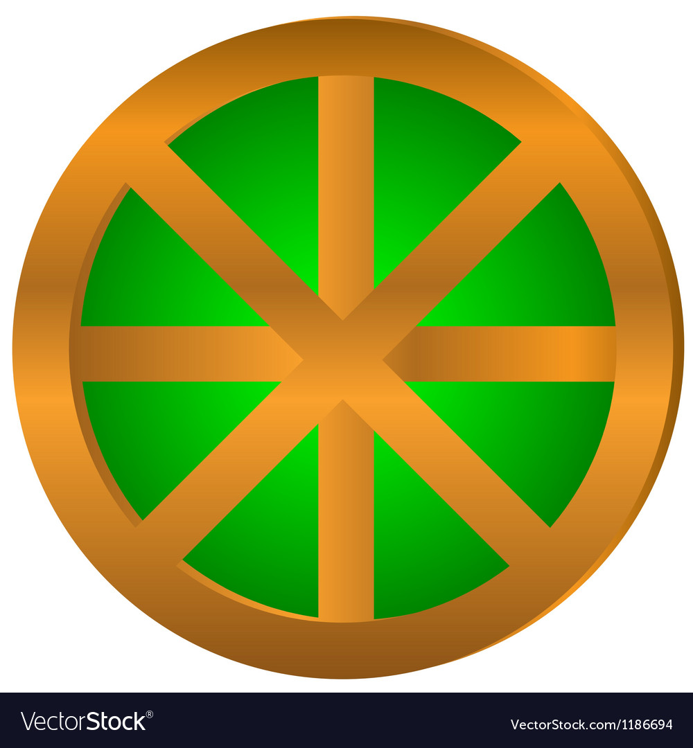 Abstract web icon vector | Price: 1 Credit (USD $1)